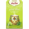 Herbata ziołowa - Limonka z miętą - Lime mint BIO