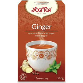 Herbata ziołowa - Imbir - Ginger BIO