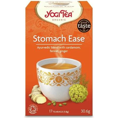 Herbata ziołowa na trawienie - Stomach ease BIO Yogi Tea
