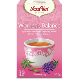 Yogi Tea Herbata dla Kobiet - Women's Balance BIO