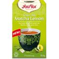 Herbata zielona matcha z cytryną - Matcha lemon BIO