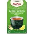 Herbata zielona imbirowo-cytrynowa - Ginger lemon BIO