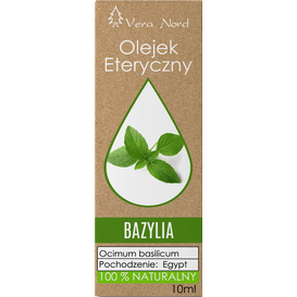 Olejek eteryczny - Bazylia