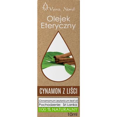 Olejek eteryczny - Cynamon z liści Vera-Nord