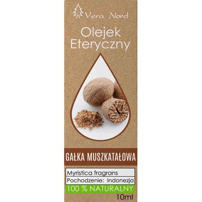 Olejek eteryczny - Gałka muszkatołowa Vera-Nord