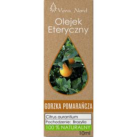 Vera-Nord Olejek eteryczny - Pomarańcza gorzka, 10 ml