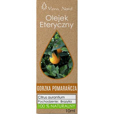 Olejek eteryczny - Pomarańcza gorzka Vera-Nord