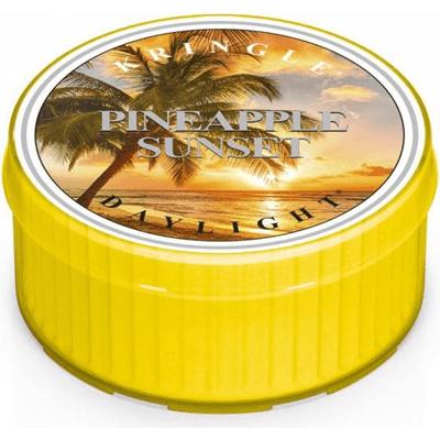 Świeca zapachowa: Pineapple Sunset Kringle Candle