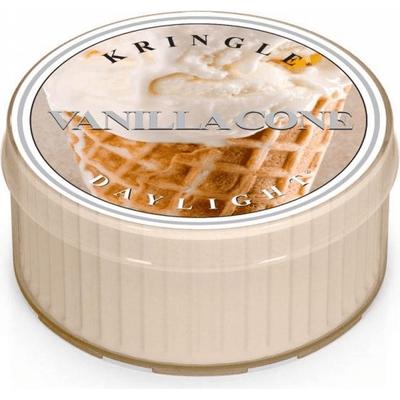 Świeca zapachowa: Vanilla Cone Kringle Candle