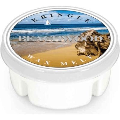 Wosk zapachowy: Beachwood Kringle Candle