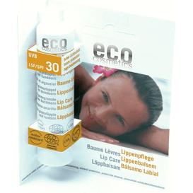 Eco Cosmetics SPF 30 balsam do ust z owocem granatu i rokitnikiem