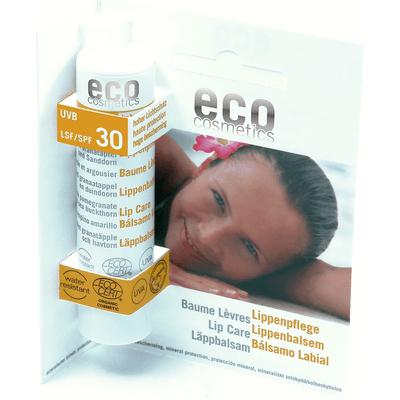 SPF 30 balsam do ust z owocem granatu i rokitnikiem Eco Cosmetics