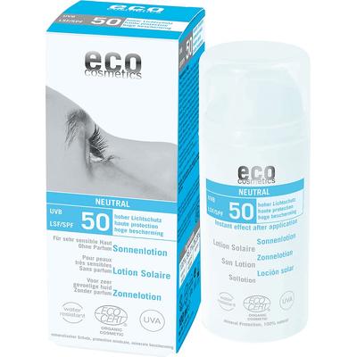 SPF 50 emulsja na słońce bezzapachowa - Neutral Eco Cosmetics