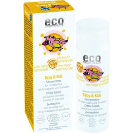 Eco Cosmetics SPF 50+ krem na słońce dla dzieci i niemowląt
