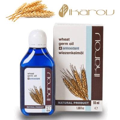 Olej z kiełków pszenicy Ikarov