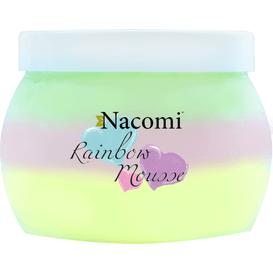 Nacomi Rainbow - tęczowy mus do ciała