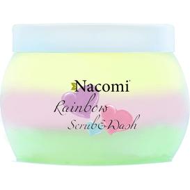 Nacomi Rainbow - pianka myjąco-peelingująca