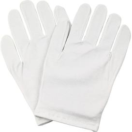 Donegal Bawełniane rękawiczki kosmetyczne - 1 para, uniwersalne