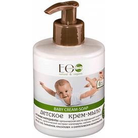 EO Laboratorie Kremowe mydło dla dzieci 0+, 300 ml