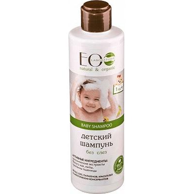 Szampon do włosów dla dzieci 1+ - Bez łez EO Laboratorie