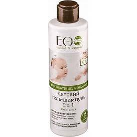 EO Laboratorie Żel do mycia ciała i włosów dla dzieci 0+