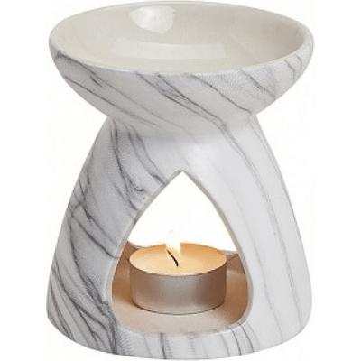 Kominek do wosków: Marmurkowy Akcesoria Spa