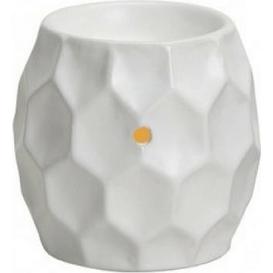Kominek do wosków: Plastry miodu (biały)