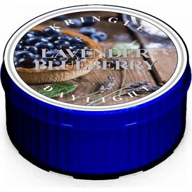 Kringle Candle Świeca zapachowa: Lavender Blueberry