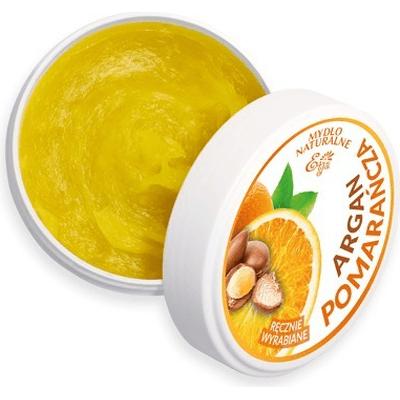 Mydło potasowe - Argan i pomarańcza Etja