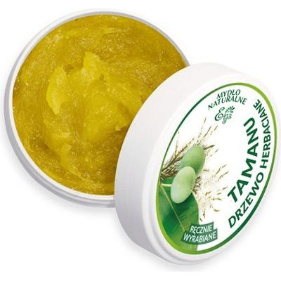 Mydło potasowe - Tamanu i drzewo herbaciane Etja