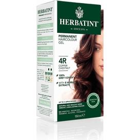 Herbatint Naturalna trwała farba do włosów - R - Seria miedziana