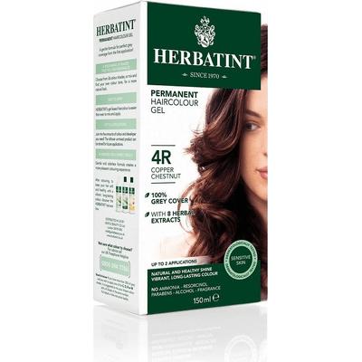 Naturalna trwała farba do włosów - R - Seria miedziana Herbatint