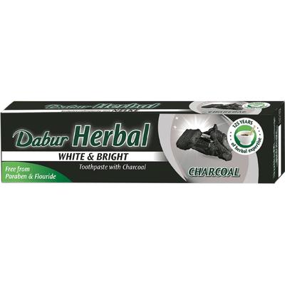 Pasta do zębów z węglem aktywnym Dabur