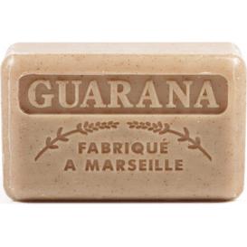 Foufour Mydło marsylskie z masłem shea - Guarana, 125 g