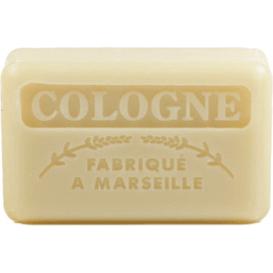 Foufour Mydło marsylskie z masłem shea - Kolońskie, 125 g