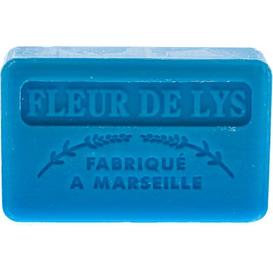 Foufour Mydło marsylskie z masłem shea - Lilia, 125 g