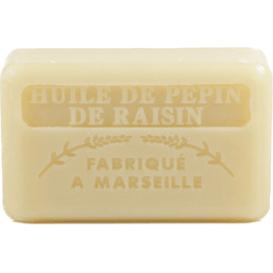 Foufour Mydło marsylskie z masłem shea i olejem z pestek winogron, 125 g