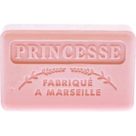 Foufour Mydło marsylskie z masłem shea - Księżniczka, 125 g