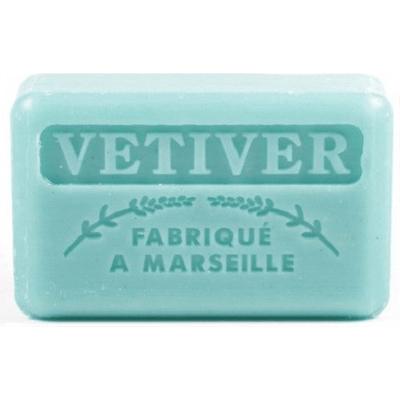 Mydło marsylskie z masłem shea - Wetiwer Foufour