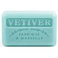 Mydło marsylskie z masłem shea - Wetiwer