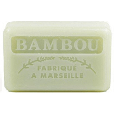 Mydło marsylskie z masłem shea - Bambus Foufour