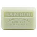 Mydło marsylskie z masłem shea - Bambus