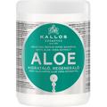 Aloe - Maska do włosów aloesowa regeneracyjno - nawilżająca