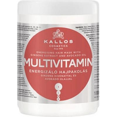 Multivitamin - Maska do włosów energetyzująca Kallos