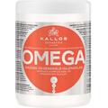 Omega - Maska do włosów regeneracyjna z kompleksem omega -6 i olejem makadamii