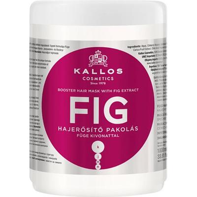 Fig - Maska do włosów wzmacniająca z wyciągiem z fig Kallos