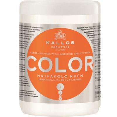 Color - Maska do włosów farbowanych Kallos