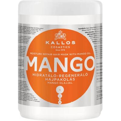 Mango - Maska do włosów z olejkiem mango Kallos