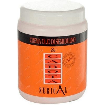 Carota - Maska do włosów z wyciągiem oleju z marchwi Kallos