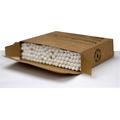 Biodegradowalne bambusowe patyczki higieniczne do uszu z bawełną organiczną